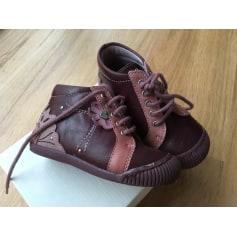 Ankle Boots DU PAREIL AU MÊME DPAM Purple, mauve, lavender