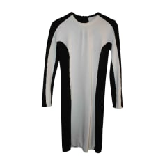 Robe courte 3.1 PHILLIP LIM Noir et Blanc