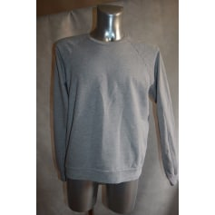 Pull AMERICAN APPAREL Gris, anthracite