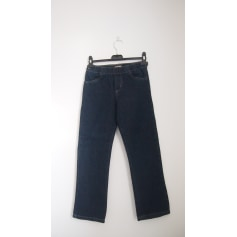Straight Leg Jeans In Extenso