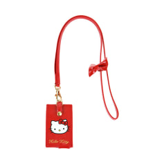 Etui iPod HELLO KITTY BY VICTORIA COUTURE Rouge, bordeaux