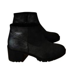 Bottines & low boots à talons BIMBA & LOLA Noir