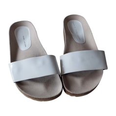 Slippers MARC BY MARC JACOBS Weiß, elfenbeinfarben