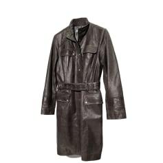 Coat DOMA Gray, charcoal