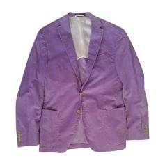 Männerblazer RALPH LAUREN Violett, malvenfarben, lavendelfarben