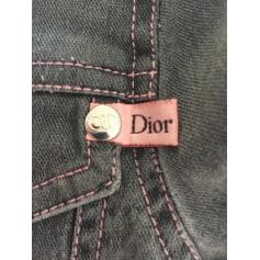 Jeansblouson DIOR Grau, anthrazit