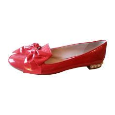 Ballerinas MIU MIU Rot, bordeauxrot