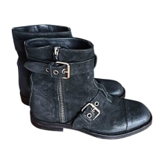 Boots GUCCI Black