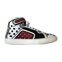 Sneakers PIERRE HARDY Weiß, elfenbeinfarben