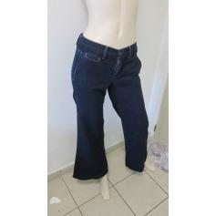 Jeans large, boyfriend Gap  pas cher