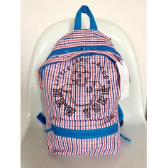 Backpack, satchel MARC JACOBS Bleu et rouge