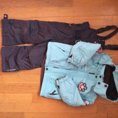 Ski Suit POIVRE BLANC Blue, navy, turquoise