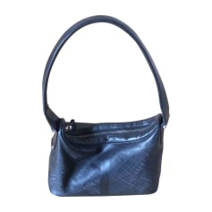 Handtasche Leder BALLY Schwarz