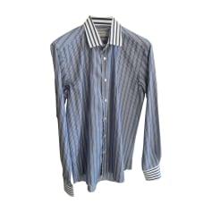 Camicia ETRO Blu, blu navy, turchese