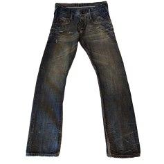 Jeans dritto DENHAM Blu, blu navy, turchese