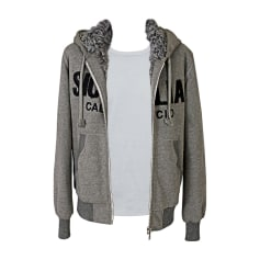 Zipped Jacket DOLCE & GABBANA Gray, charcoal