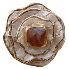 Bracelet KARA ROSS Golden, bronze, copper