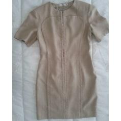 Midi-Kleid VALENTINO Beige