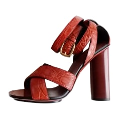 Pumps GUCCI Rot, bordeauxrot