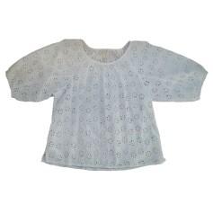 Top, tee-shirt BELLEROSE Blanc, blanc cassé, écru