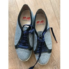 CHAUSSURES FEMME BASKETS T 36 TWINS FOR PEACE k2EaFzrcWj