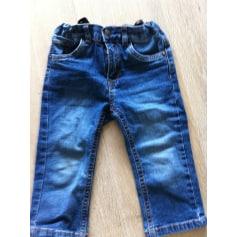 Jeans droit Hema  pas cher