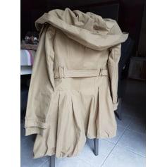 Waterproof, Trench DKNY Beige, camel