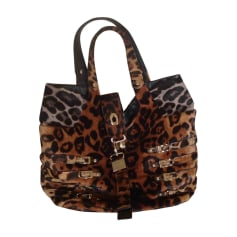 Borsa XL in pelle JIMMY CHOO Stampe animalier