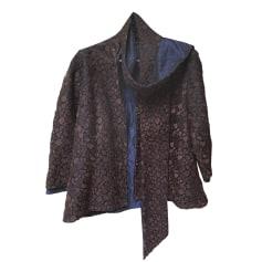 Blazer, veste tailleur ADOLFO DOMINGUEZ Bleu, bleu marine, bleu turquoise