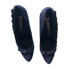 Escarpins ALEXIS MABILLE Bleu, bleu marine, bleu turquoise