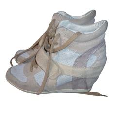 Chaussures à lacets  Ash  pas cher