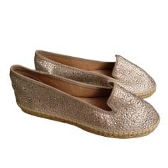 Ballet Flats CARVELA Silver