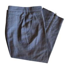 Pantalone slim, a sigaretta STELLA MCCARTNEY Grigio, antracite