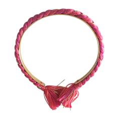 Bracelet AURELIE BIDERMANN Rose, fuschia, vieux rose