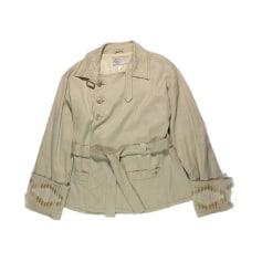 Coat DIESEL Beige, camel