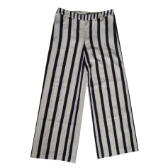Wide Leg Pants TOMMY HILFIGER Multicolor
