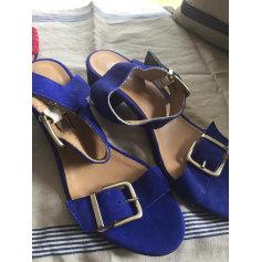 Sandales à talons BAGATT Bleu, bleu marine, bleu turquoise