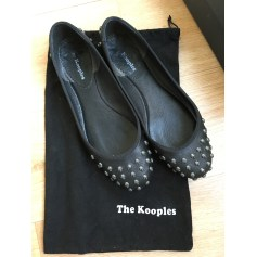 Ballet Flats THE KOOPLES Black
