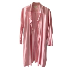 Imperméable, trench AMERICAN VINTAGE Rose, fuschia, vieux rose