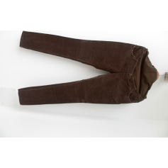 Pantalon Future Maman VERTBAUDET COLLECTION COLLINE Marron