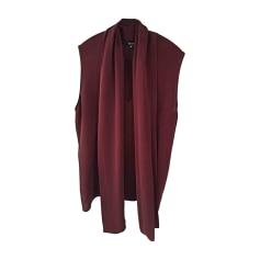 Top, t-shirt GUCCI Rosso, bordeaux