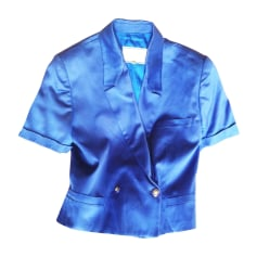 Giacca VERSACE Blu, blu navy, turchese