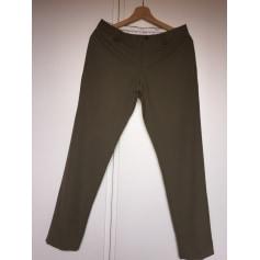 Pantalon de costume ZARA Beige, camel