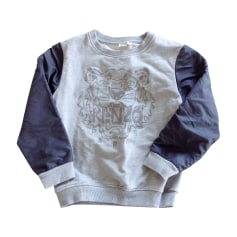 Sweater KENZO Gray, charcoal