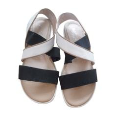Sandales compensées BALDININI Multicouleur