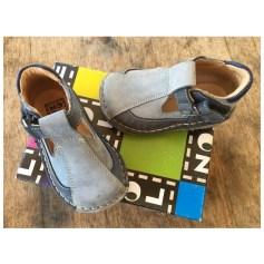 Sandals NOËL Blue, navy, turquoise