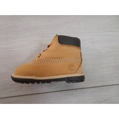 Chaussures à lacets TIMBERLAND Orange
