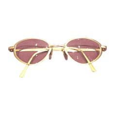 Eyeglass Frames DONNA KARAN Golden, bronze, copper