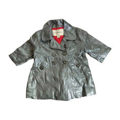 Jacket BURBERRY Silver