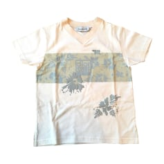 T-shirt DIOR White, off-white, ecru
